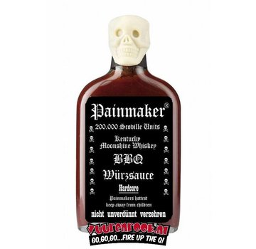Painmaker Painmaker BBQ Hardcore 100 ml
