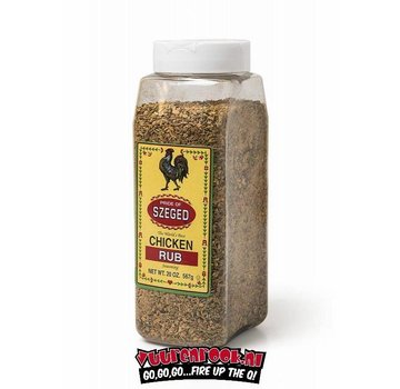 Szeged Szeged World's Best Chicken Rub XXL
