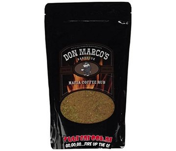 Don Marcos BBQ Maffia Coffee Rub 630 grams