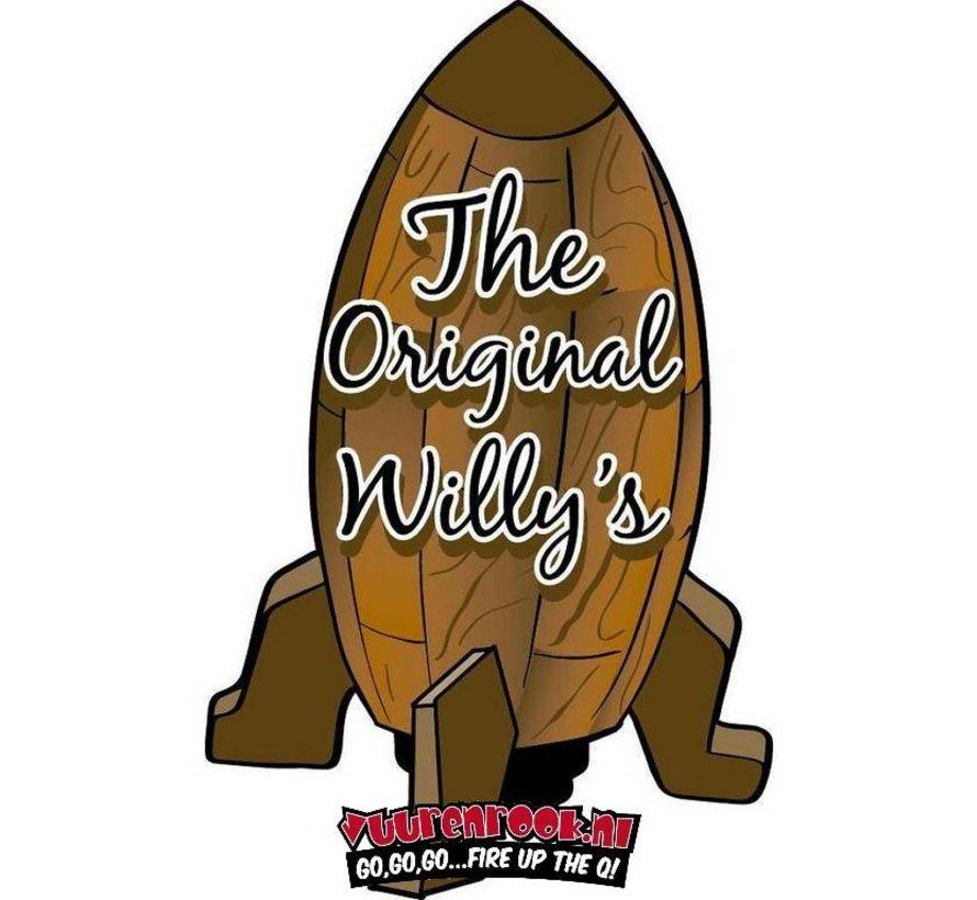 Willy's Garlic Burger Dust