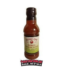 Wicked Que Wicked Que Geogia Vinegar Sauce