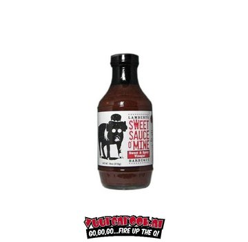 Sweet Swine Sweet Swine o Mine Sweet & Spicy Vinegar BBQ Sauce