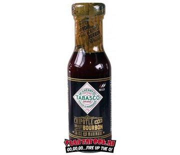 Tabasco Tabasco Chipotle und Smokey Bourbon Marinade 280 Gramm