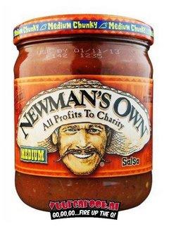 Newmans Own Newman's Own Medium Chunky Salsa