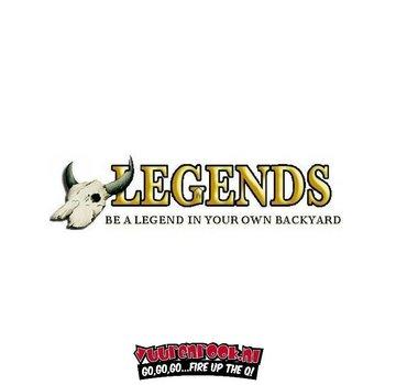 Legends Legends Hickory Smoked Salt 1 kilo (Smoked Salt)