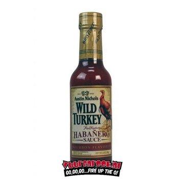 Austin Nichols Austin Nichols Wild Turkey Bourbon Habanero Sauce