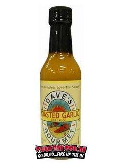 Daves Gourmet Dave's Gourmet Roasted Garlic Hot Sauce