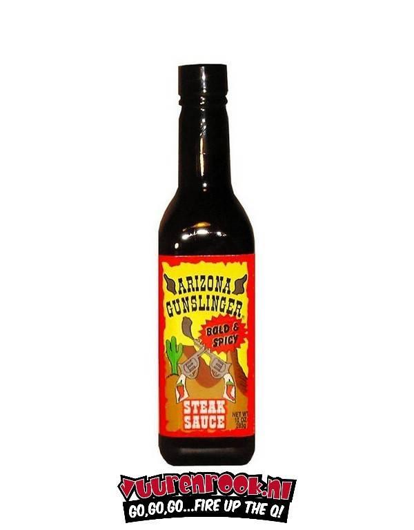 Arizona Gunslinger Arizona Gunslinger Bold 'n Spicy Steak Sauce