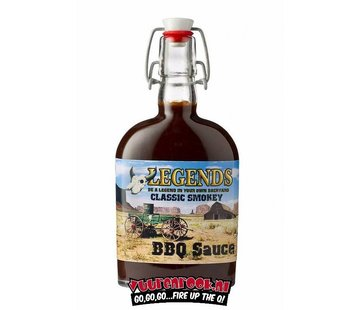 Legends Classic Smokey BBQ Sauce