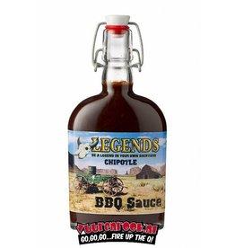 Legends Legends Chipotle BBQ Sauce