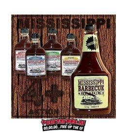 Mississippi BBQ Mississippi  Gift set