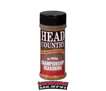 Head Country Championship Seasoning