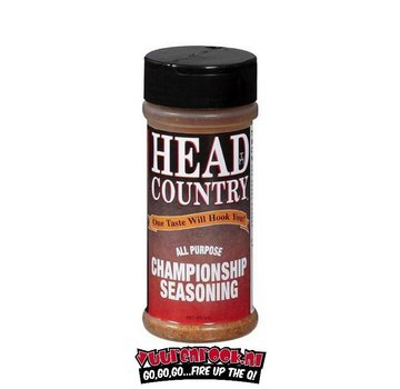 Head Country Head Country Championship Seasoning 5.9oz