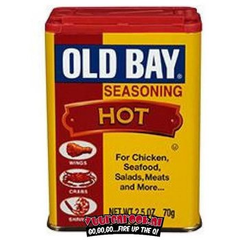 Old Bay Old Bay Hot Rub 2.5oz