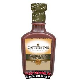 Cattlemen's Kansas City Classic BBQ Sauce für Cattlemens