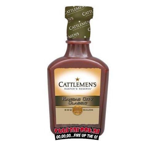 Cattlemen's Cattlemen's Kansas City Classic BBQ Sauce 17.9oz