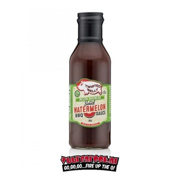 Twisted Belly Twisted Belly Melon Madness BBQ Sauce 16oz
