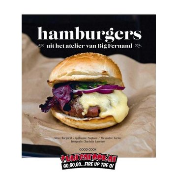 Good Cook B.V. Hamburgers