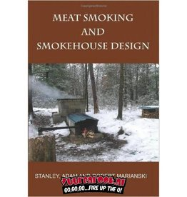 Bookmagic Meat Smoking and Smokehouse Design