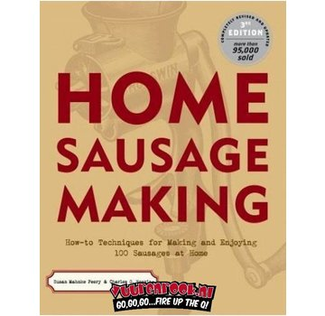 Storey Publishing Home Sausage Making