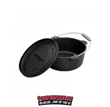 Camp Dutch Oven 3Quarts with CoolGripp without feet
