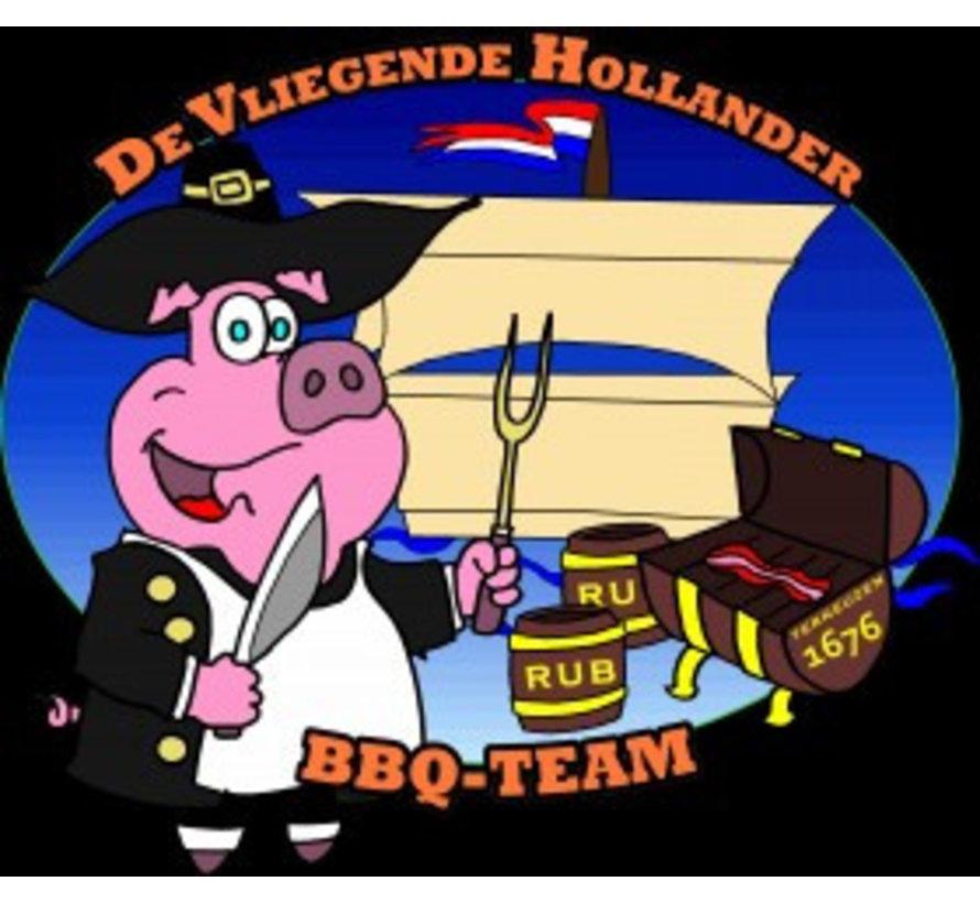 De Vliegende Hollander Captain's Luck All Purpose BBQ Rub (Award Winning!)  200 gram