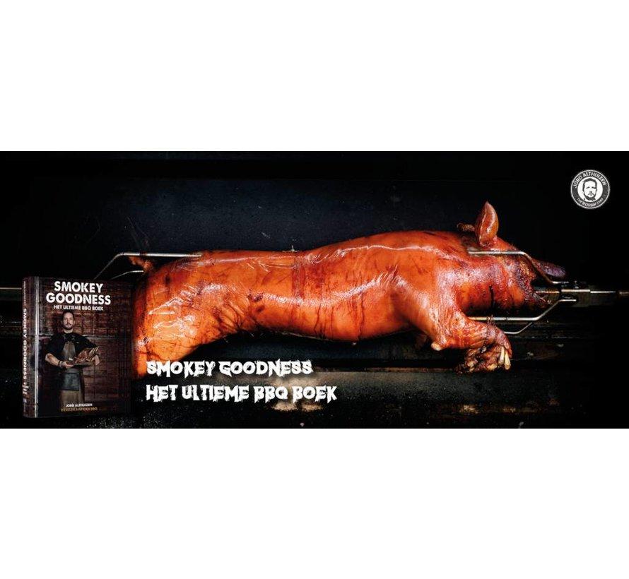 Smokey Goodness Het Ultieme BBQ Boek GESIGNEERD!