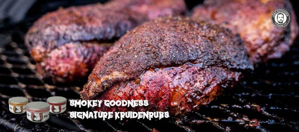Smokey Goodness Smokey Goodness Very Berry  Premium BBQ Saus