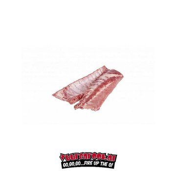 Home Made Dutch catering spare ribs Hank 500 grams