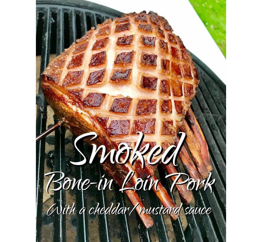 BBQ Guru.NL / Smoke House BBQ Steak & Roast Rub