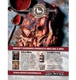 Smokey Goodness Smokey Goodness Holy Smoke That's Hot! Premium BBQ Saus