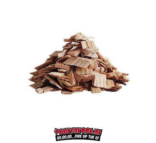 Vuur&Rook Bulkbag Oak Smoke Chips Extra Coarse 15 kilos