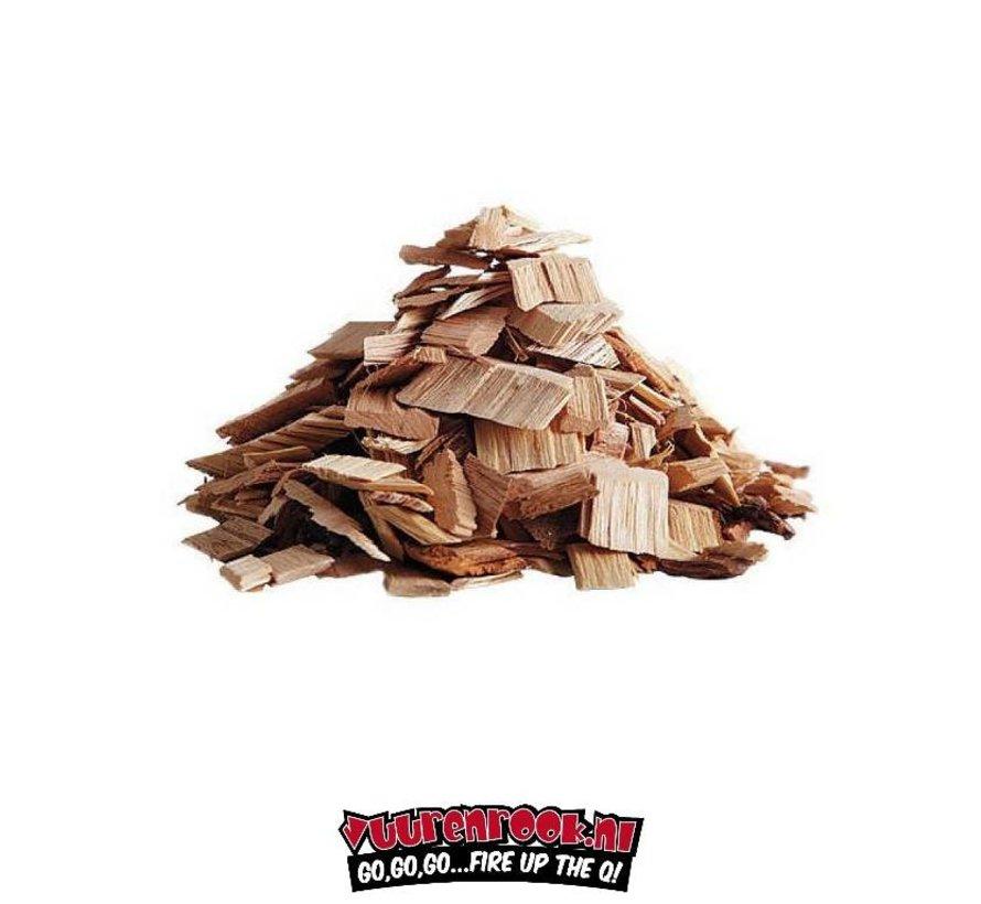 Bulkbag Oak Smoke Chips Extra Coarse 15 kilos