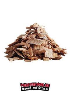 Vuur&Rook Bulkbag Alder Smoke chips Extra Coarse 15 kilos