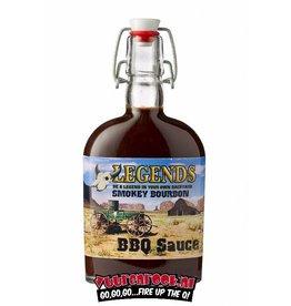 Legends Legends Smokey Bourbon BBQ Sauce