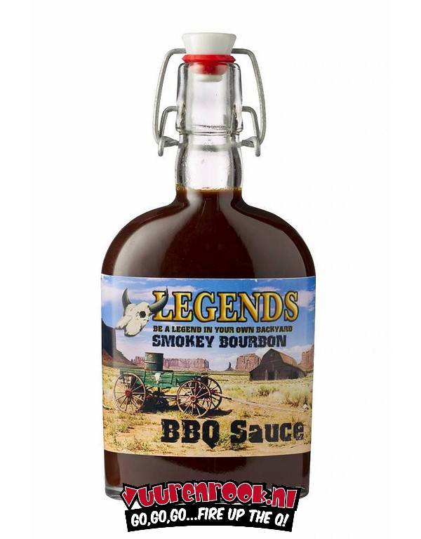 Legends Beugel Smokey Bourbon is here