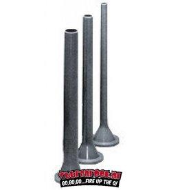 Pijp F-Dick 22mm RVS EXTRA LANG