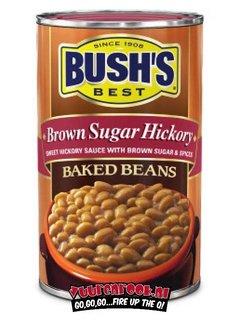 Bush Best Bush Baked Beans Brown Sugar Hickory