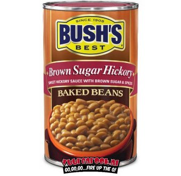 Bush Best Bush Baked Beans Brown Sugar Hickory