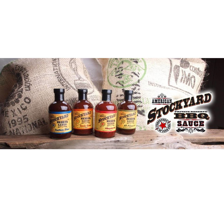 Stockyard All Purpose BBQ Rub 5.5oz