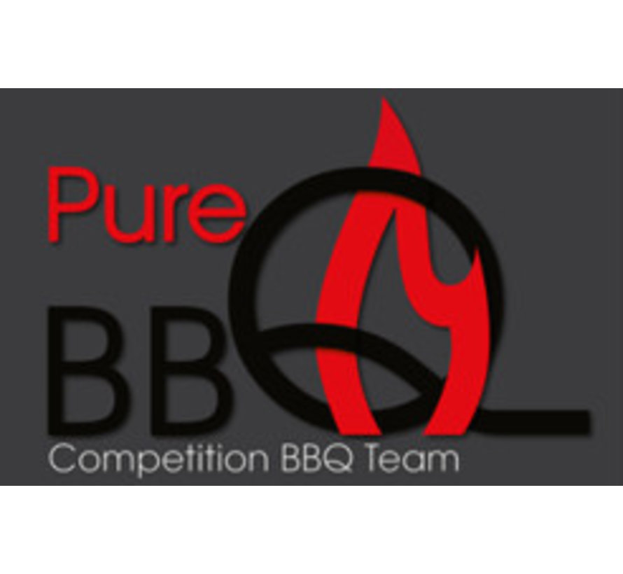 PureBBQ PepRub MultiPurpose Award Winning BBQ Rub 350 gram