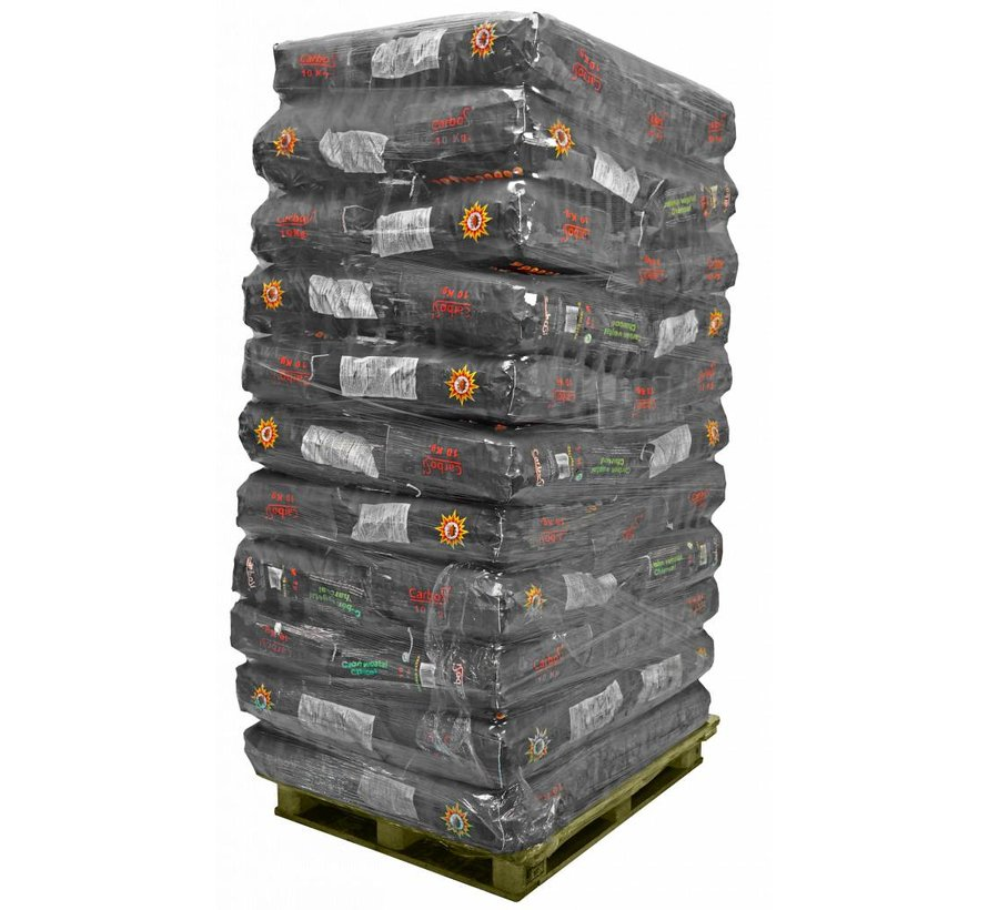 Carbosi Spanish ECO Charcoal Eucalyptus, Walnut & Oak 10 kg