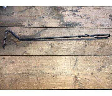 Vuur en Rook Authentic Wrought Iron Ash / Coal Poker 60cm