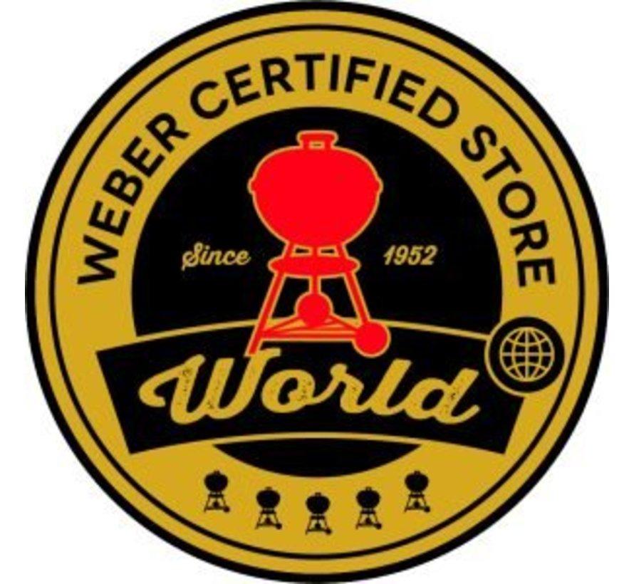 Weber Hickory Chunks 1,5 kilo