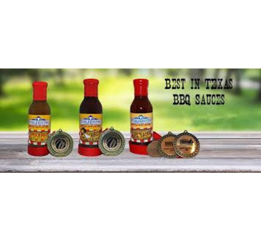 SuckleBusters Texas Heat Sriracha Pepper Sauce 5oz