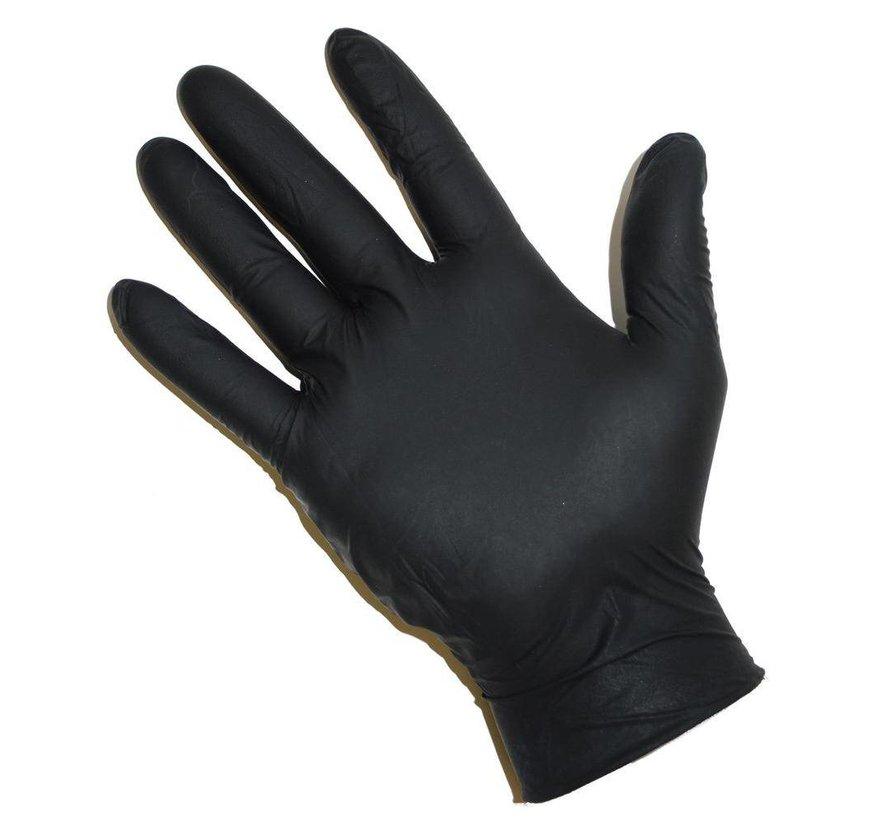 Nitras Nitril Handschoenen 100 stuks Large