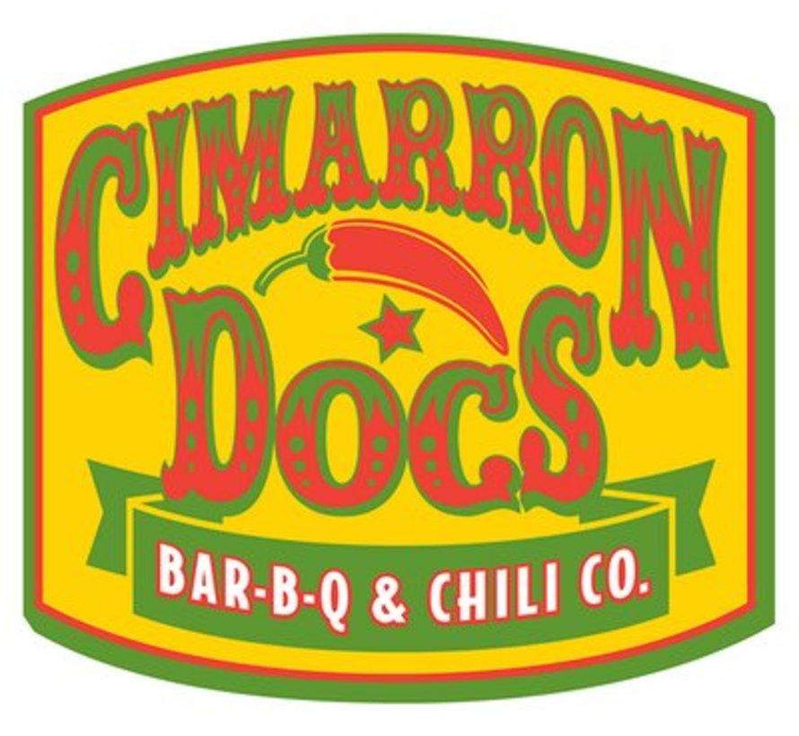 Cimarron Doc's Gourmet & Bar-B-Q Seasoning 6.6oz