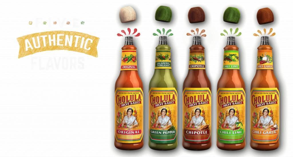 Cholula Chili Garlic Sauce
