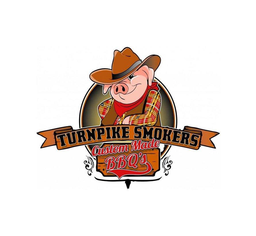 TurnPike Smokers Fabulous Rib Glace 500 ml