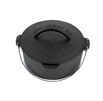 Big Green Egg Big Green Egg Cast Iron Dutch Oven